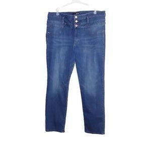 Refuge Blue Jeans size 18